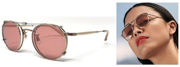 2f72f1a338a5d Passionnés par les marques et les beaux produits, les opticiens Eye Like se  sont associés avec le talentueux créateur américain Garrett Leight le temps  d un ...